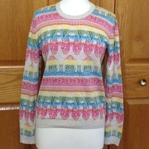 PAUL & JOE Sister -Baroque Sweater- In Great Shape